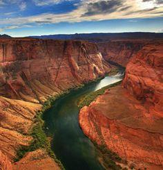 Gran cañón del colorado, Arizona, EEUU