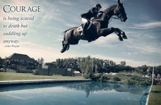 courage #equestrian