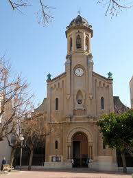 Església de la Inmaculada Concepció - Vilanova i la Geltrú (Penedès) (Barcelona) (Catalunya) (España) (Europa)