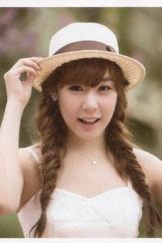 Girl's Generation: Tiffany -- Echo