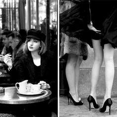 La Parisienne, l'exp