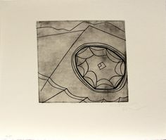 Ben Nicholson, Olympic fragment no.1, 1965, Bernard Jacobson Gallery