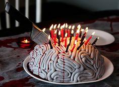 Brain Cake - Chiari Malformation
