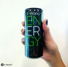 It's getting warmer outside! Trade that hot coffee for a cold ENERGY and #BRINGIT today !