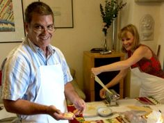 Day trip from Rome: Pasta making in a countryhouse in Todi, Umbria