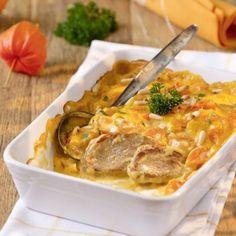 Möhren-Filet-Pfännchen