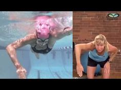 In Triathlon Training: How to Improve Your Freestyle Swim technique training video series, Coach Karlyn Pipes demonstrates the essentials needed to develop a. Triathlon Swimming, Swimming Drills, Sprint Triathlon, Swimming Tips, Open Water Swimming, Triathlon Training, Ironman Triathlon Motivation, Competitive Swimming, Swimming Workouts