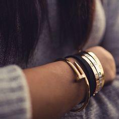 juste un clou bracelet, lust bracelet, & love bracelets