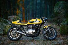 Suzuki GS1100 Cafe Racer by Luis Alves Motos - Google Search