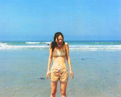 蒼井優 Yu Aoi, Body Photography, Adventure Style, Summer Beach, Asian Beauty, Cute Girls, Bikinis, Swimwear, Actresses