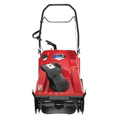 Single-Stage Snow Thrower | The Squall 2100 Snow Thrower by Troy-Bilt