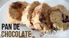 Pan de Chocolate para Quemar Grasa - Pan de Dulce Saludable y Fácil de H...