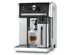 De'Longhi Prima Donna Exclusive Bean To Cup Coffee Machine 1350 Watts - Silver