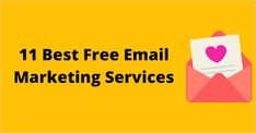 Best Free Email, Email Marketing Services, Email List