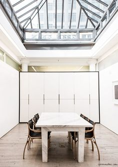 Amazing space! Phillip Lim's NYC Studio