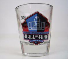 Troy Aikman. Reggie White. John Madden. Pro Football Hall of Fame Shot Glass. Class of 2006.   eBay!