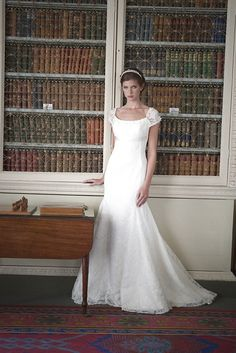 Bridal Designer Showcase The White Rose Bridal Boutique, Chipping Campden