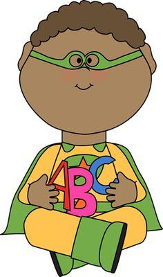 Superhero with Alphabet Letters Clip Art - Superhero Boy Flying Image Superhero School Theme, Superhero Classroom, School Themes, Classroom Themes, Classroom Clipart, Teacher Door Decorations, School Decorations, Door Crafts, Teacher Doors