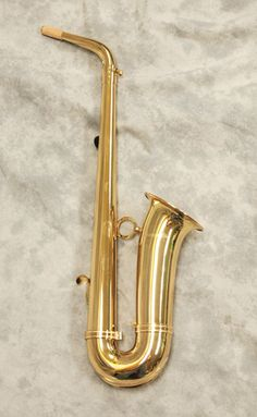 keyless alto saxophone