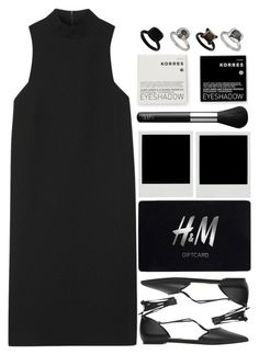 """#350"" by the777 ❤ liked on Polyvore featuring Korres, NARS Cosmetics, Rosetta Getty, H&M, MANGO and Topshop"