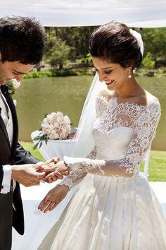 Mother of the Bride - Blog de Casamento e Dicas de Casamento para Noivas - Por Cristina Nudelman: Casamento de dia - Delicadeza