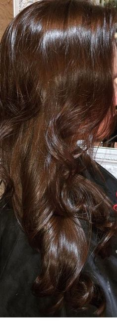 Chocolate brown hair                                                                                                                                                                                 More
