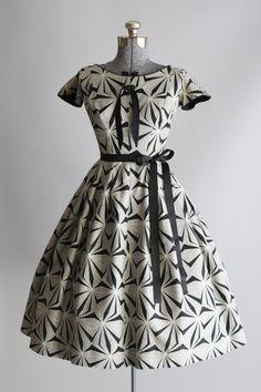 Vintage 1950s Dress / Pat Premo / by TuesdayRoseVintage