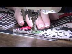 BERNINA Using Non-Stick Feet - YouTube