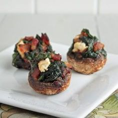 low carb appetizer recipe from