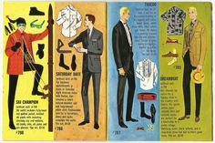 Vintage - Ken Fashions