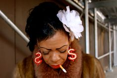 Lady Money Sings the Blues, 2011, Harlem | Ruben Natal-San Miguel