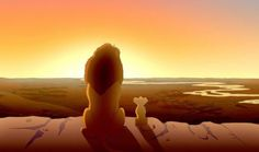 awesome Donald Glover Cast As Simba & James Earl Jones Returns As Mufasa In 'Lion King' Remake