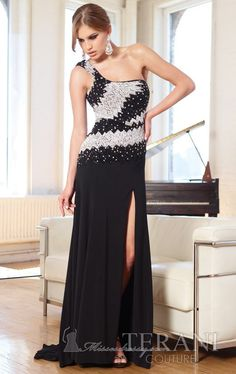 Terani 11266j Dress - Available at www.missesdressy.com