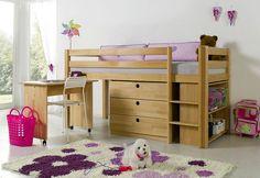 Relita Halbhohes Bett Set »Alex«