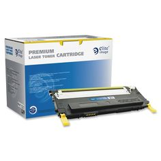 Elite Image Remanufactured Ink Cartridge Alternative For Samsung CLT-Y409S - 1 Each