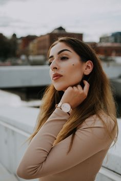 @arvowear #arvo #watch #funky #design #minimal #bling #allgold #allsilver #nude #sand #pink #girl #guy #model #arvowatch #time #theawristacrat #black #shiny #oslo #norway #style #fashion #photography #unique #pink #dress #suit #copper #travel
