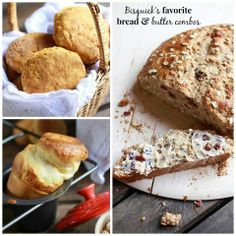 Sweet Potato Biscuits and other Bisquick recipes