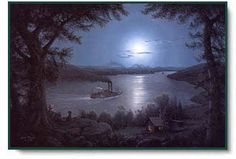 Night on the Mississippi--Jesse Barnes