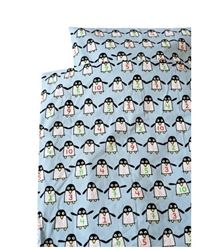 F:RG&FORM Penguin Pals bed sets available at Northlight