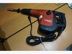 Hilti TE 50 Combihammer Jack Hammer Drill  at Braclay's Exchange