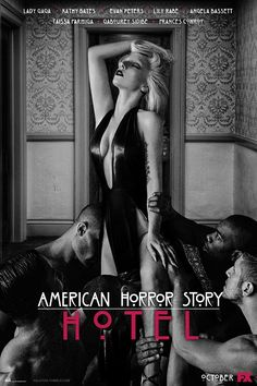 American Horror Story es una serie televisiva dramática y de terror creada y producida por Ryan Murphy y Brad Falchuk. Se ha descrito como una serie antológica, ya que cada temporada se ha concebido como una miniserie independiente, con un grupo de personajes y escenarios distintos, y una trama que tiene su propio comienzo, parte central y final.