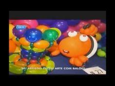 Escultura de balões 5   Arte com Balões