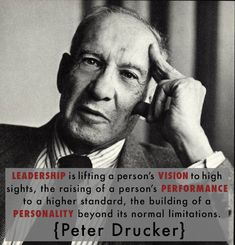 There is no such thing as leadership ~ Peter Drucker classic on power, influence and change, from: revelnconsulting. Leadership Vision, Change Leadership, Leadership Coaching, Leadership Development, Leadership Quotes, Coaching Quotes, Effective Leadership, Educational Leadership, Professional Development