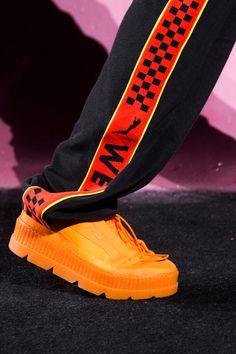 Fenty Puma by Rihanna Spring 2018 Fashion Show Details, Runway, Womenswear Collections at TheImpression.com - Fashion news, street style, models