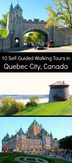 Follow these 10 expert designed self-guided walking tours to explore the city on foot at your own pace.
