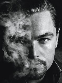 Leonardo Dicaprio. Photographed by Mario Sorrenti. Styled by Edward Enninful.