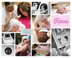 hospital newborn baby girl pictures -- wish I had the equipment to capture birth photography.  Such an awesome time!