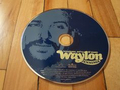 WAYLON JENNINGS Lonesome, On'ry & Mean CD Only No Cover Insert Or Jewel Case