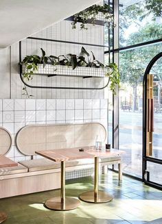 The Stella Collective is an award winning interior design studio based in Melbourne. Our work specialises in hospitality, retail, commercial and residential interior architecture. Design Shop, Café Design, Coffee Shop Design, Design Ideas, Roof Design, Design Projects, Restaurant Design, Design Hotel, Cafe Restaurant