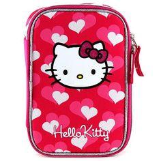 22 cm Rojo Copywritte Hello Kitty 2018 Bolsa Escolar